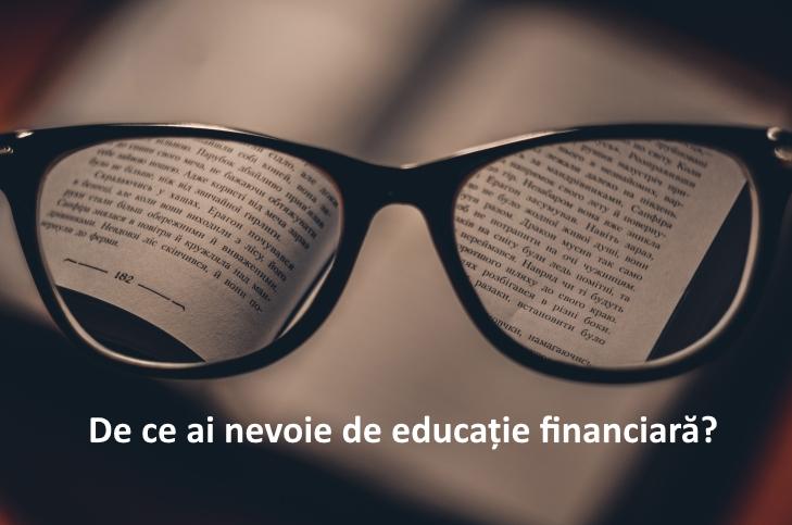 educatie financiara si finante personale